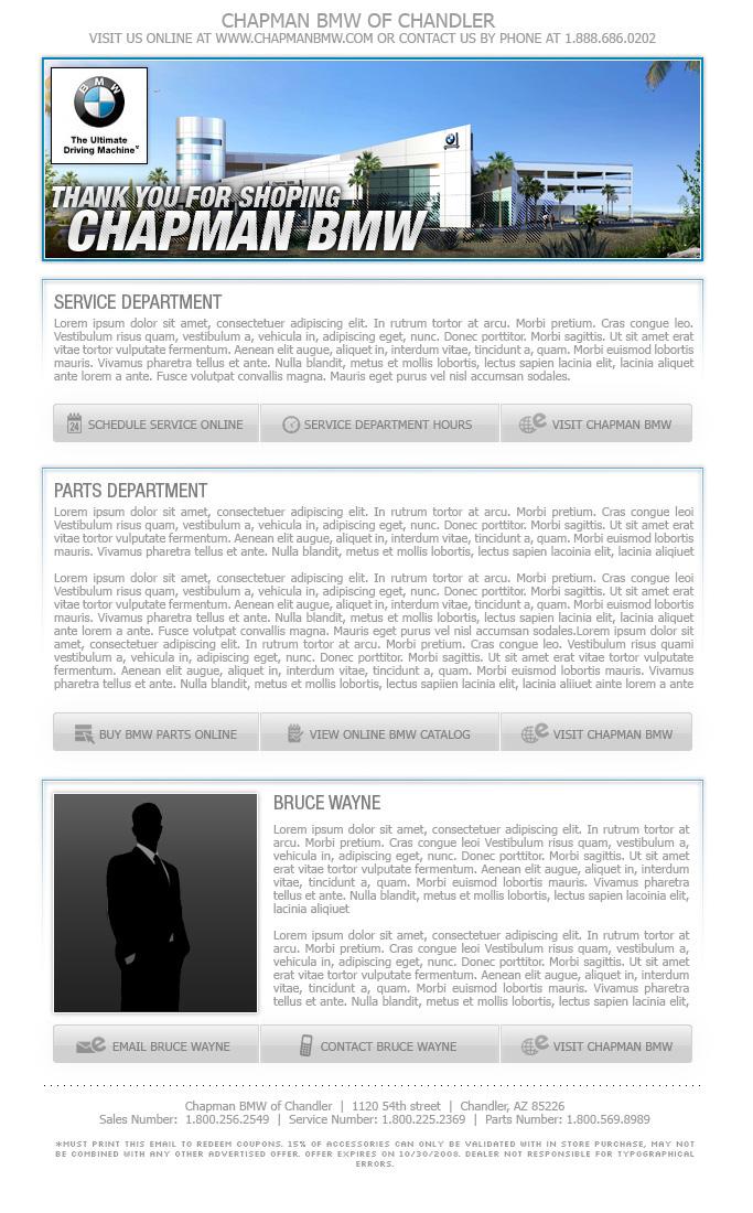 Email Newsletter V1