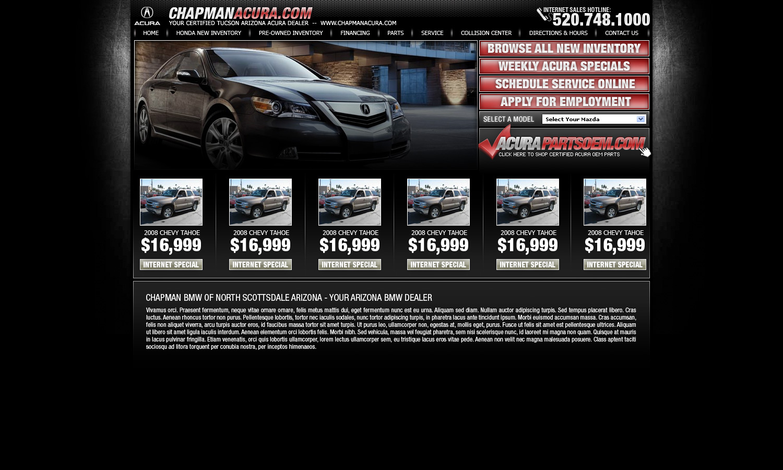 Chapman Acura V2