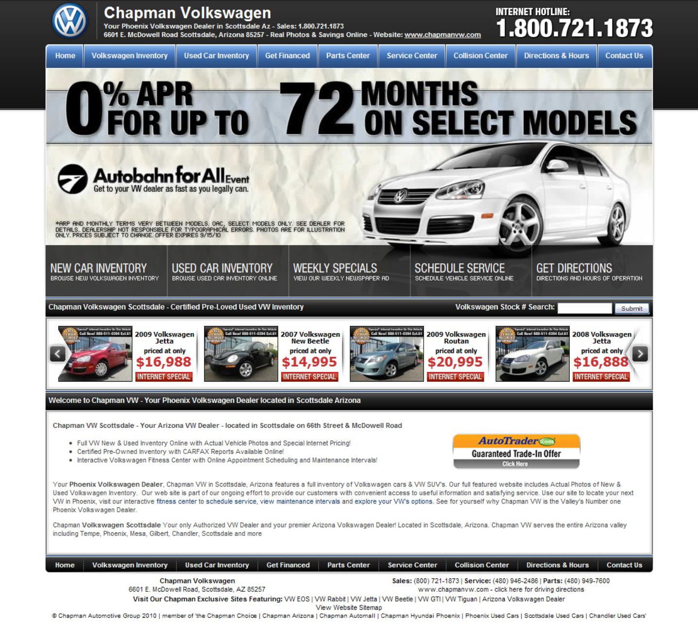 Chapman Volkswagen