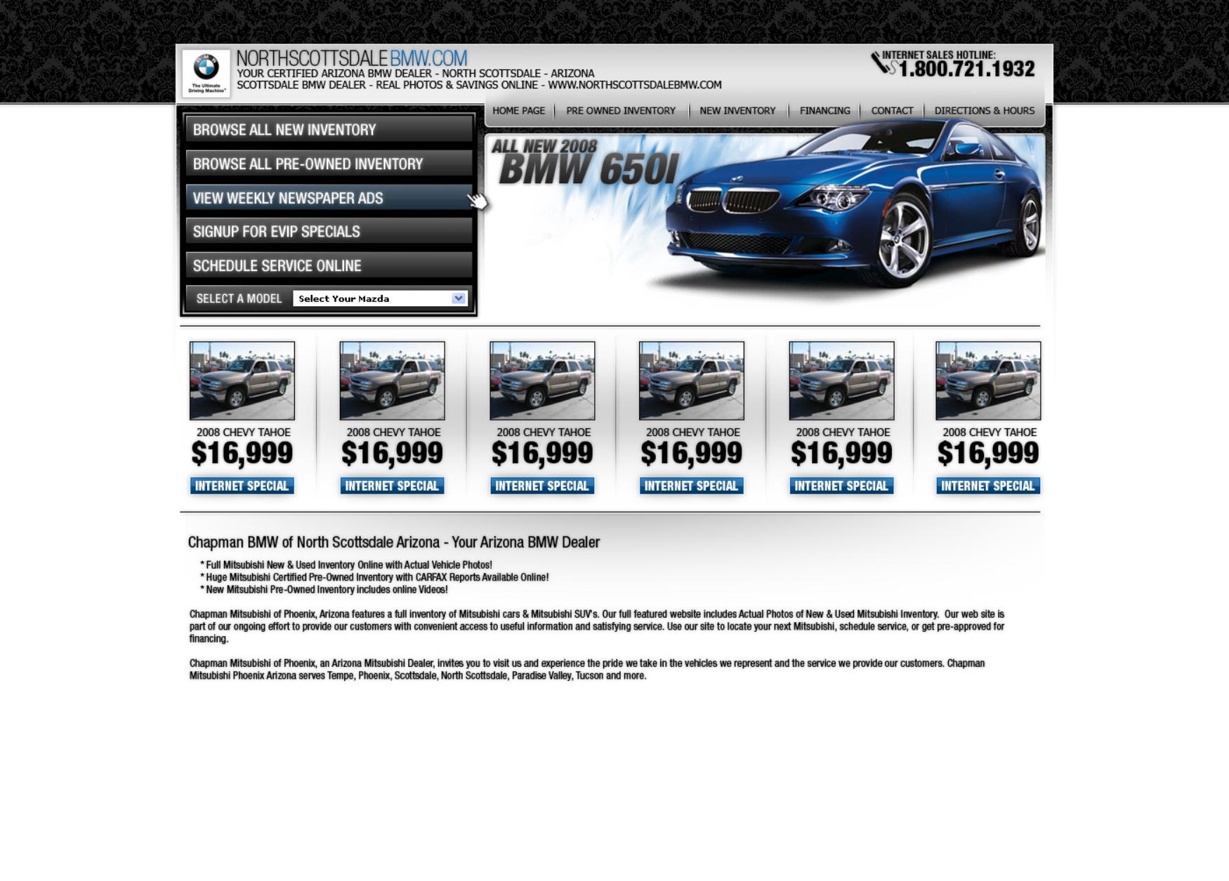 North Scottsdale BMW