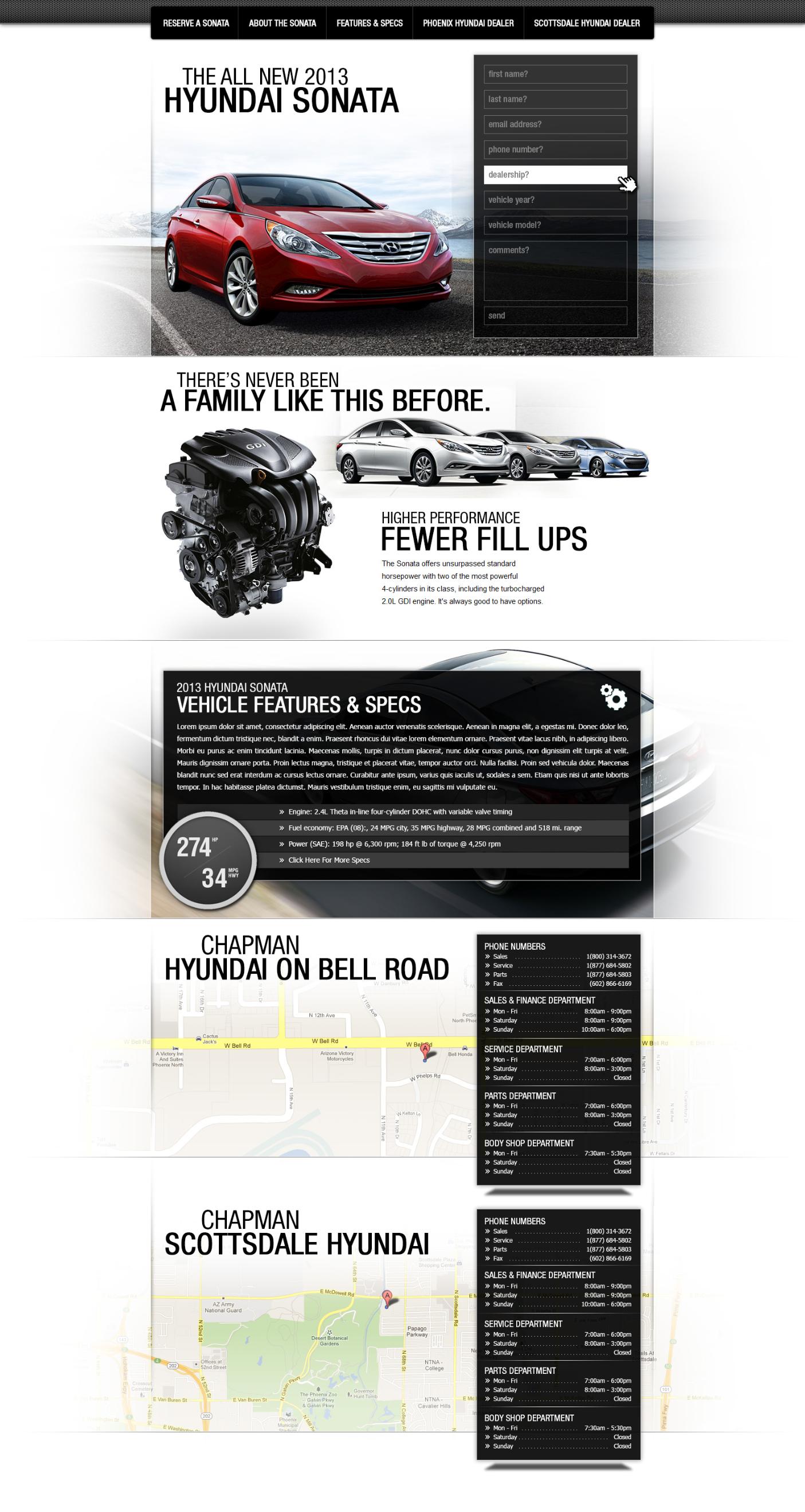 Phoenix Hyundai Sonata