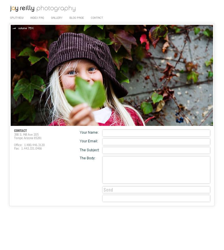 Bliss Website